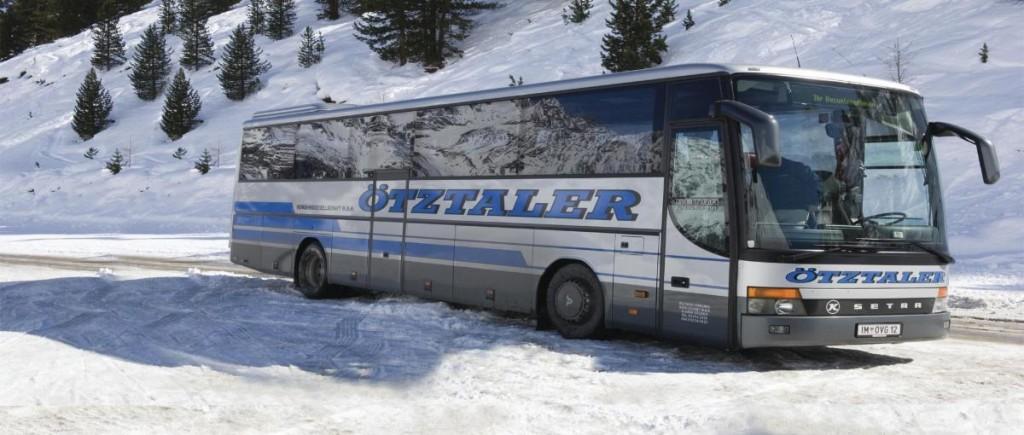 limo ski bus